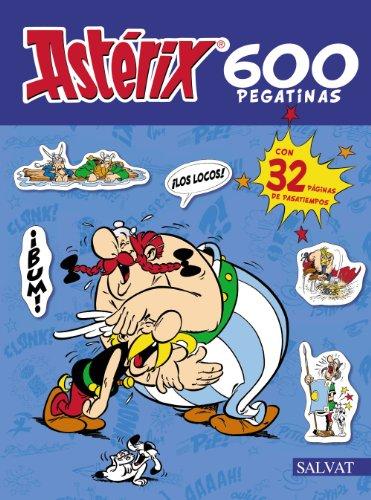 Astérix / Asterix: 600 pegatinas / 600 Stickers por Rene Goscinny