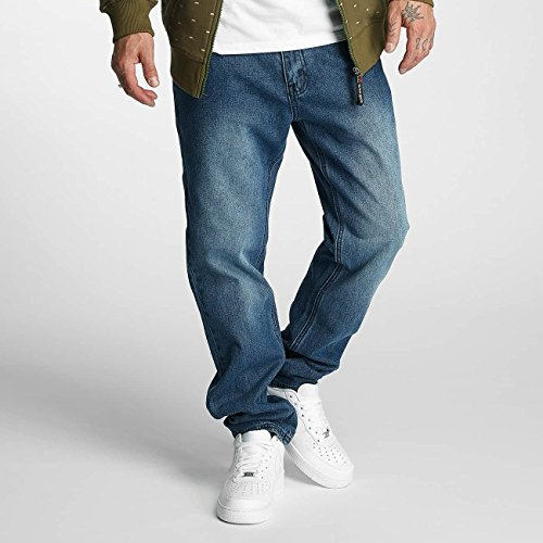 Preisvergleich Produktbild Ecko Unltd Kamino Herren Loose Fit Jeans Blau