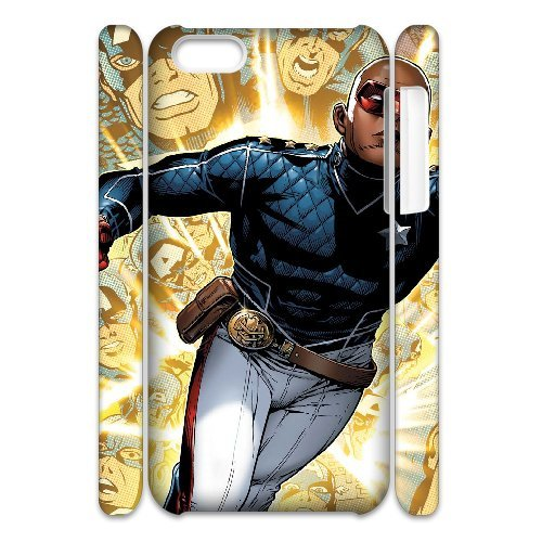 LP-LG Phone Case Of Avengers Marvel For Iphone 4/4s [Pattern-6] Pattern-1