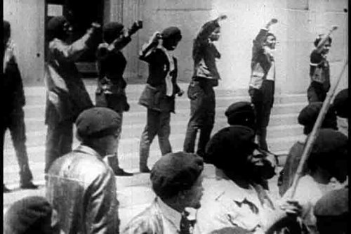 The Black Panthers: Protest Footage & Interviews with Party Leaders Huey P Newton, Bobby Seale & Eldridge Cleaver