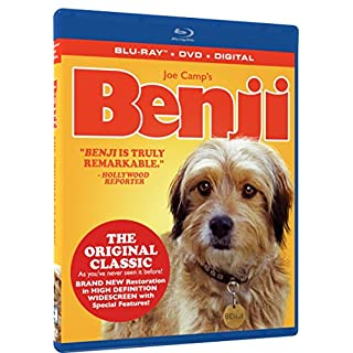 BENJI: ORIGINAL CLASSIC - BENJI: ORIGINAL CLASSIC (2 Blu-ray)