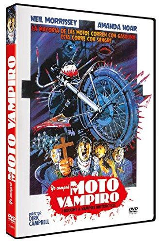 Yo compre una moto vampiro [DVD]