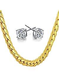 Goldkette  Suchergebnis auf Amazon.de für: goldkette: Schmuck