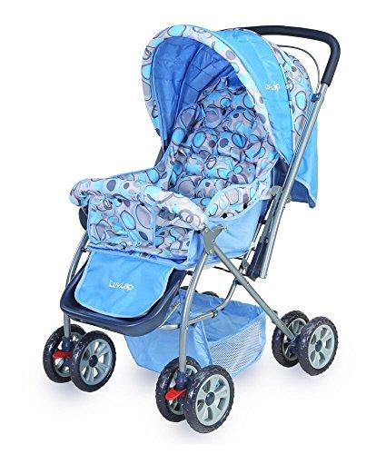 Luv Lap Sunshine Baby Walker (Sky Blue)