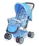 LuvLap Baby Stroller Pram Starshine Sky ...