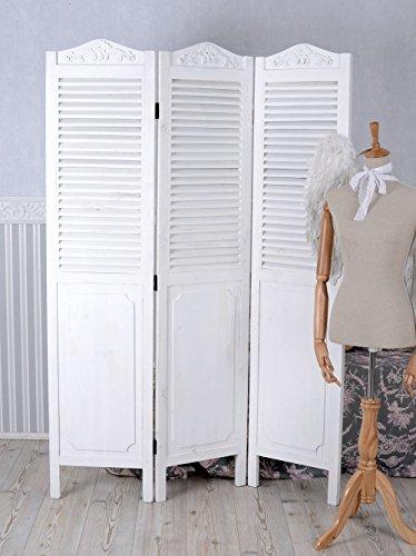 PALAZZO INT ANTIK PARAVENT Shabby CHIC Retro ANTIK SPANISCHE Wand