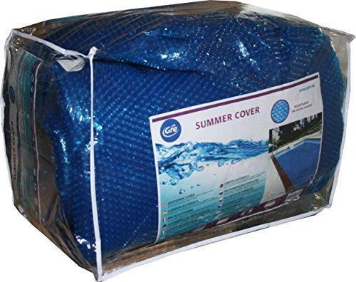 Gre CPERT105 - Cubierta isotérmica para piscinas enterradas de 1000x500