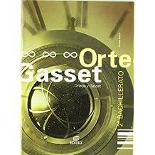 Monografía: Ortega y Gasset (Monografías)