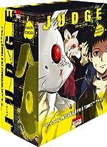 Coffret Judge - L'intégrale en 6 tomes de Yoshiki Tonogai