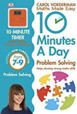 10 Minutes a Day Problem Solving Ages 7-9 Key Stage 2 (Made Easy Workbooks)