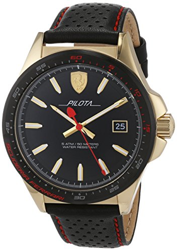 Scuderia Ferrari Unisex-Erwachsene Armbanduhr 830490