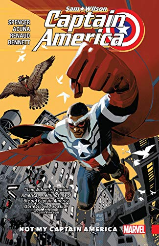 Sam Shields (Captain America: Sam Wilson Vol. 1 (Captain America: Sam Wilson (2015-2017)) (English Edition))