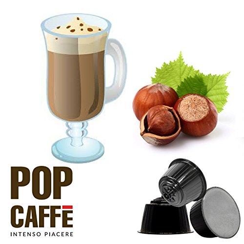 Pop caffe' nescafe dolce gusto compatibile 48 capsule cioconocciola