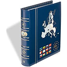 """Leuchtturm 302742 Álbum para monedas VISTA, de euro, tomo 2 """"Los nuevos países"""""""