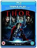 Thor - Triple Play (Blu-ray + DVD + Digital Copy) [2011] [Region Free]