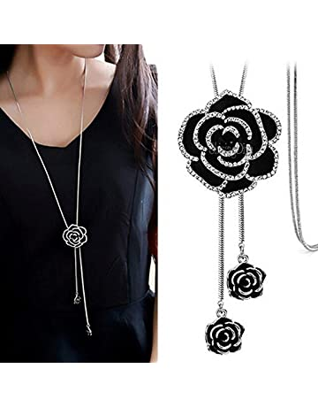 4ee83c71fc29b Necklaces: Buy Necklaces Online at Best Prices in India-Amazon.in