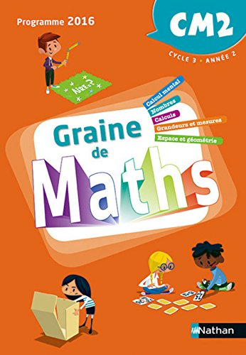 Graine de maths CM2