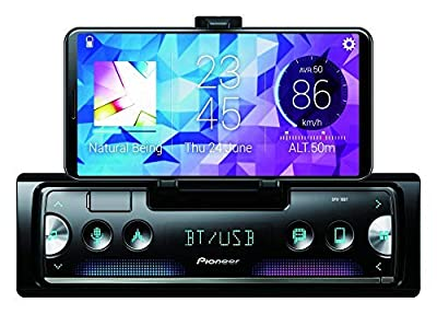 Inex Pioneer SPH-10BT Apple car play Android Auto Pioneer car stereo bluetooth USB BT