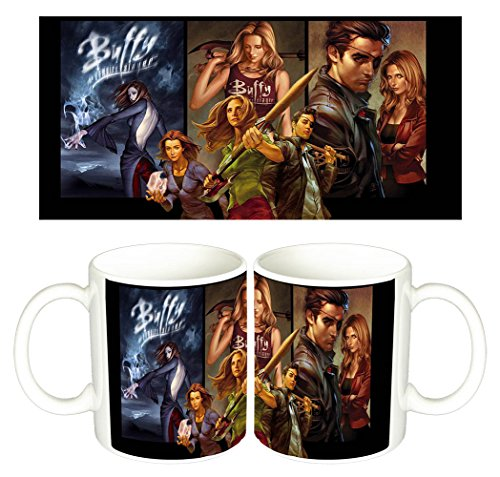 Buffy Cazavampiros Buffy The Vampire Slayer A Tazza Mug