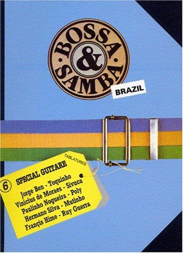 Bossa et samba vol 6 tab par Divers