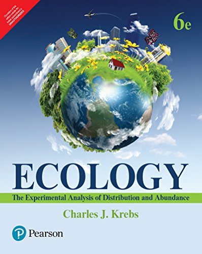 Ecology: The Experimental Analysis Of Distribution And Abundance, 6/E