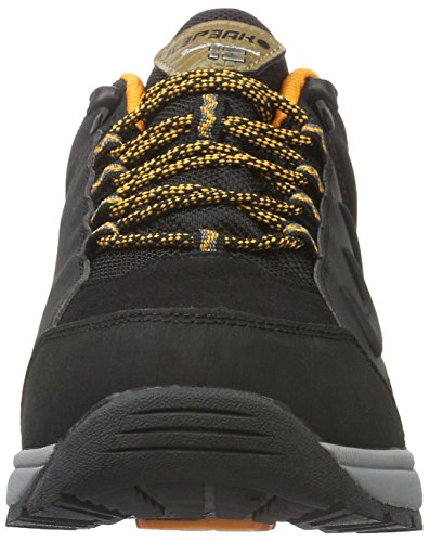 Ice Peak Wyatt, Baskets Basses Homme Noir - Schwarz (990 Black)