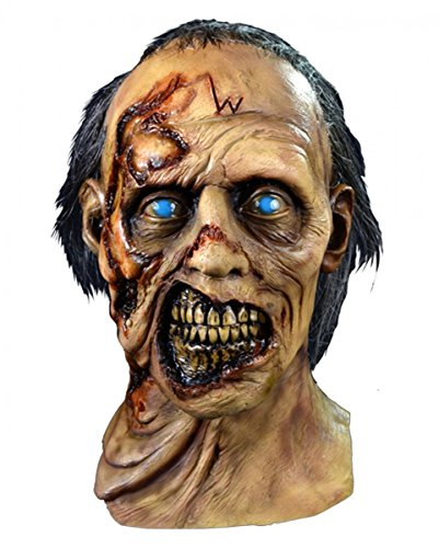 Originale AMC The Walking Dead W. Walker Maske als Sammlerstück für Halloween