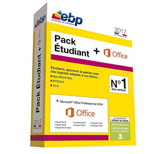 EBP Pack Etudiant 2017 - Offre Spéciale MS 2016