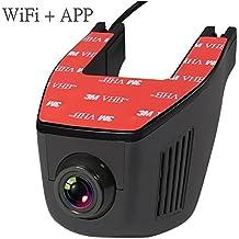 kasit nascosta telecamera auto HD fahrende Recorder con WIFI Dash Cam con mobile app ferndienung