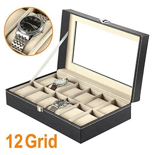flissy-estuche-para-relojes-con-12-compartimentos-color-negro