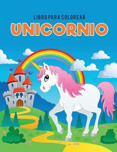 Descargar Libro Libro para colorear unicornio de Coloring Pages for Kids