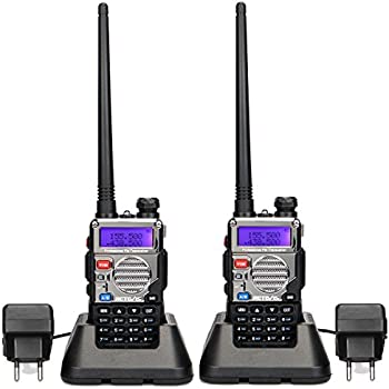 Schema Elettrico Walkie Talkie : Retevis rt5 walkie talkie ricetrasmittente alta potenza doppia banda