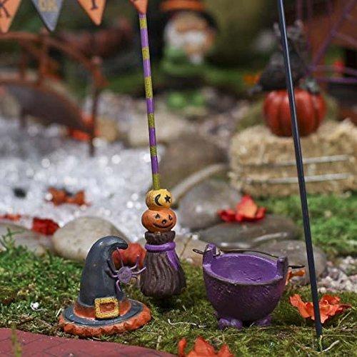n Collection Mini Halloween Hexe Zubehör Set 3Stück sortiert (Gypsy Für Halloween)