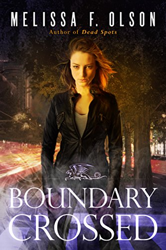 Picture of Boundary Crossed (Boundary Magic Book 1)