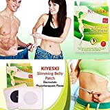 EMPORIUM Natural Herbs Weight Loss Slimming Balanced Diets Slim Patch Pads - 10 Pads