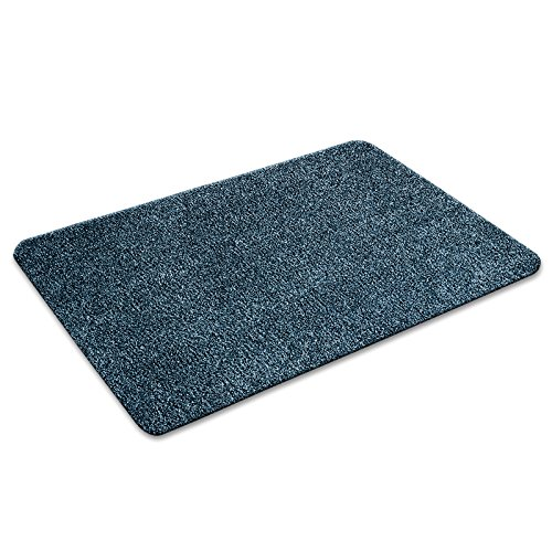Floordirekt ECOGuard Schmutzfangmatte - Karat - blau, 50x80cm