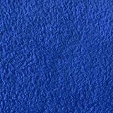 Fleece Stoff Meterware antipilling Royal Blau