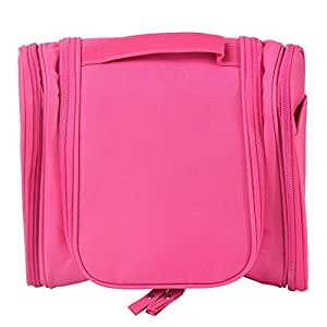 House of Quirk Baby Pink Toiletry Bag