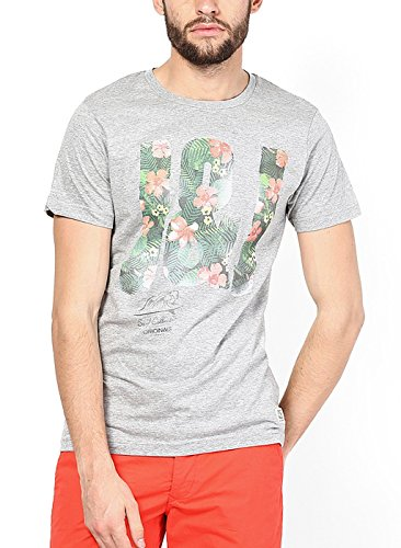 Jack & Jones Men Casual T-Shirt  available at amazon for Rs.358