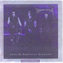 Sons Of Northern Darkness [CD + DVD Deluxe Edition] By Immortal (2005-12-05)