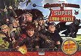 Scarica Libro Dragon Trainer 2 Il super libro puzzle Ediz illustrata (PDF,EPUB,MOBI) Online Italiano Gratis