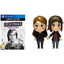 Life is Strange: Before the Storm  - PlayStation 4 + Chloe e Rachel Figurine Set - Limited Edition