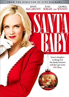 Santa Baby by Jenny McCarthy
