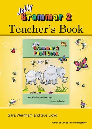 Jolly grammar. Teacher's book. Per la Scuola elementare: 2