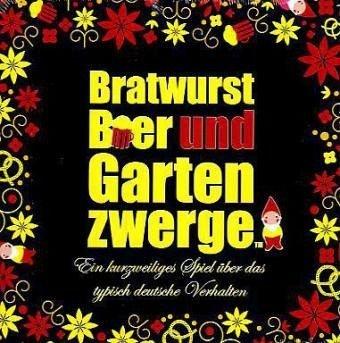 Kylskapspoesi 46001 – Bratwurst, Bier und Gartenzwerge