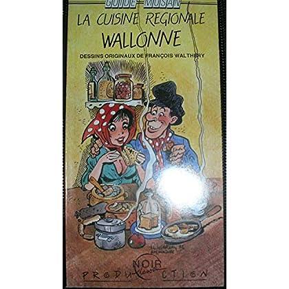 La cuisine régionale wallonne