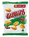 Grefusa - Gublins | Producto de Aperitivo Frito con Sabor a Barbacoa - Pack de 6 - 720 gr