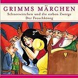 Schneewitchen und die sieben Zwerge / Der Froschkönig (Grimms Märchen)