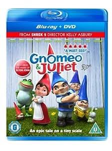 Gnomeo & Juliet [Blu-ray + DVD]