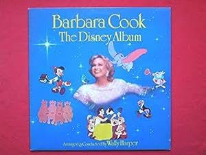 Cook, Barbara The Disney Album LP Hallmark SHM3248 EX/EX 1988